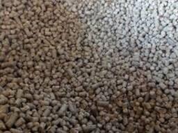 Кормовая смесь в гранулах