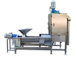 Grain washing, hulling and separating machine Ladia DR - фото 2