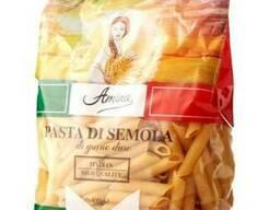 Макароны из твердых cортов пшеницы/ Durum wheat Pasta