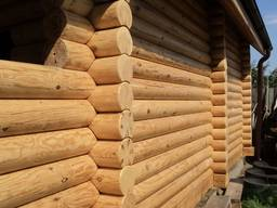 Log houses - Wooden houses - фото 3