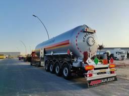 LPG tanker - Gáztartályok