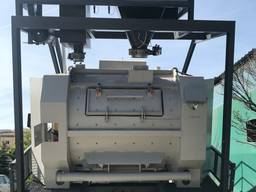 MVS 60M 60m3/hour Mobile Concrete Batching Plant - photo 2