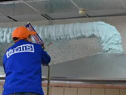 Напыляемый полиуретановый утеплитель Teplis GUN 1000 мл. - photo 8