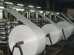 PE bags, woven sleeves, multi-filament yarn - фото 2