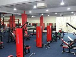 Производство Тренажеров SportFIt для спортзалов