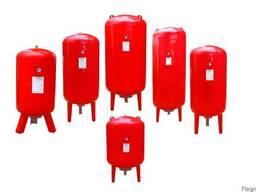 Расширительные и гидрофорные баки, парогенераторы, котлы - фото 2