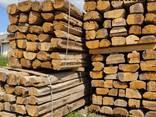 Sell old reclaimed oak beams - фото 1
