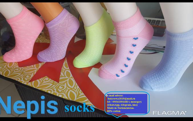 Socks for export